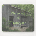 Vintage Barn Mousepad 7857-77- personalize