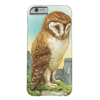 Vintage Barn Owl iPhone 6 Case
