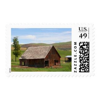 Vintage Barn Stamp