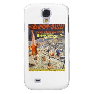 Vintage Barnum y circo de Bailey