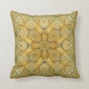 Vintage Baroque 4 Pillow
