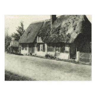 Vintage Bas Normande,  Maison Normande Postcard