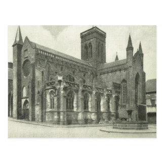 Vintage Bas Normande, Vire, Eglise Notre Dame Post Cards