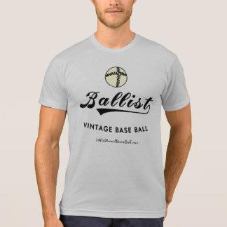Vintage Base Ball - Ballist Lemon Peel Baseball T-Shirt
