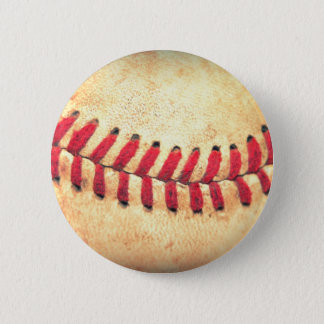 Vintage baseball ball button