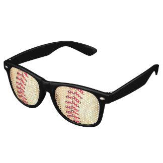 Vintage baseball ball sunglasses