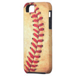 Vintage baseball ball iPhone 5 covers