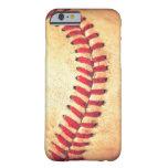 Vintage baseball ball iPhone 6 case