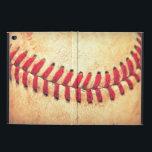 "Vintage baseball ball powis iPad air 2 case<br><div class=""desc""></div>"