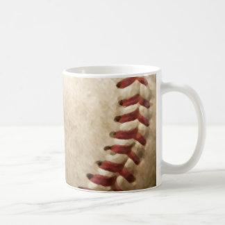 Vintage Baseball Coffee Mug