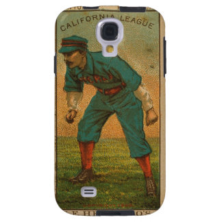 Vintage baseball cover for Samsung Galaxy