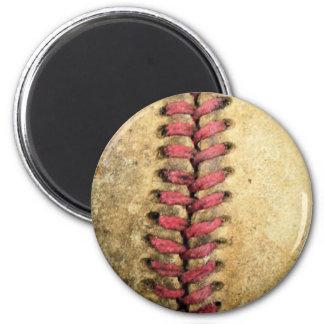 Vintage Baseball Fridge Magnets