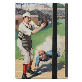 Vintage Baseball iPad Mini Cases