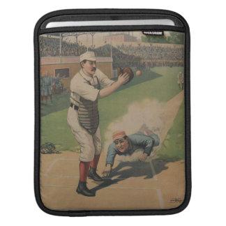 Vintage Baseball iPad Sleeve