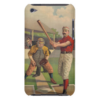 Vintage Baseball iPod Touch Case-Mate Barely There iPod Touch Cover