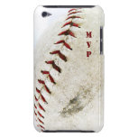 Vintage Baseball or Softball  Stitches iPod Case-Mate Case
