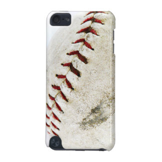 Vintage Baseball or Softball Stitches iPod Touch (5th Generation) Cases
