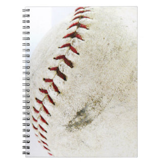 Vintage Baseball or Softball  Stitches Note Books