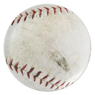 Vintage Baseball or Softball  Stitches Plate