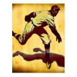 Vintage Baseball Pitcher Note Card Post Cards