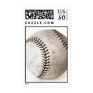 Vintage Baseball Postage