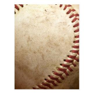 Vintage Baseball Postcard