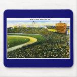 Vintage Baseball Stadium, Bronx, New York Mousepads