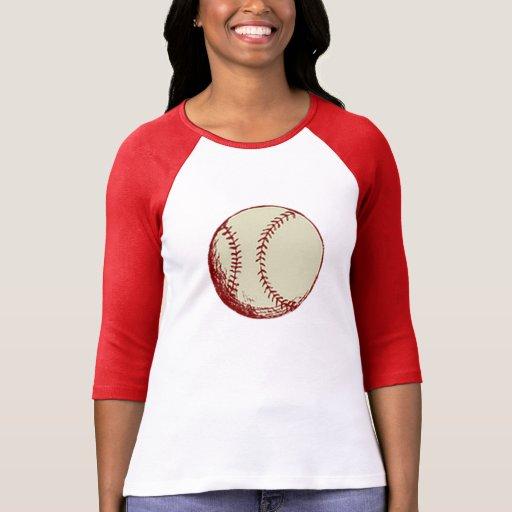 Vintage Baseball Tee Shirt