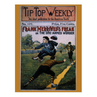 Vintage Baseball, Tip Top Weekly Magazine Cover Postcard