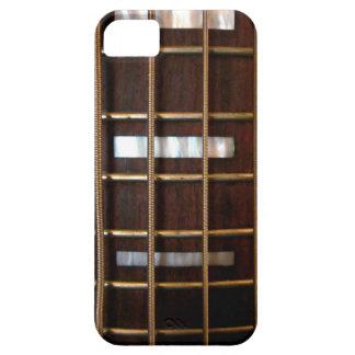 Vintage Bass Guitar iPhone SE/5/5s Case