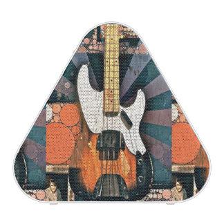 Vintage Bass Pieladium Bluetooth Speaker