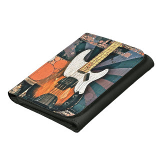 Vintage Bass Wallet