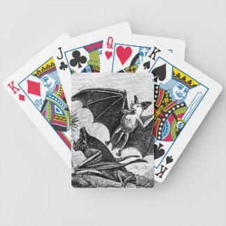 Vintage BAT Art Bicycle® Poker Playing Cards