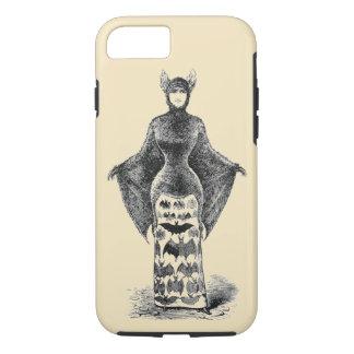 Vintage Bat Lady iPhone 8/7 Case