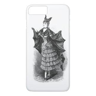 Vintage Bat Lady iPhone 8 Plus/7 Plus Case