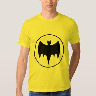 Vintage Bat Symbol T Shirt