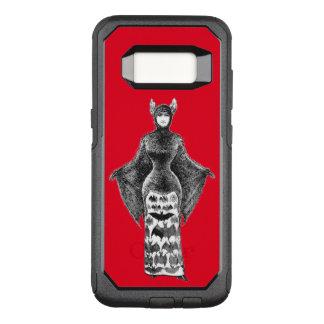 Vintage Bat Woman OtterBox Commuter Samsung Galaxy S8 Case