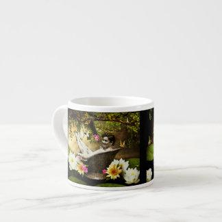Vintage Bathgirl  Espresso Mug