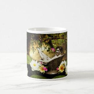 Vintage Bathgirl Mug