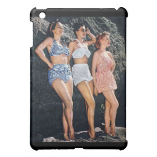 Vintage Bathing Beauties Case For The iPad Mini