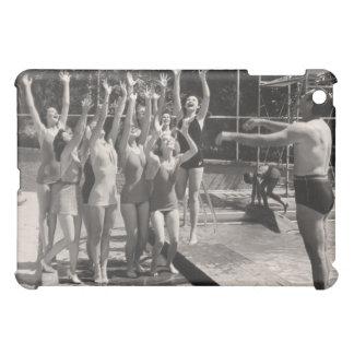 Vintage Bathing Suits iPad Case - 1766908-8