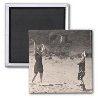 Vintage Bathing Suits Magnet - 1780169