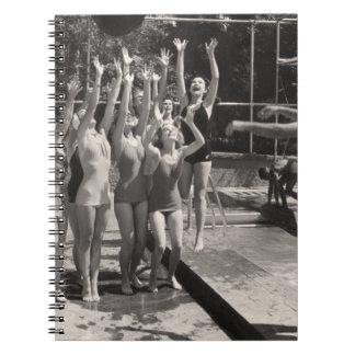 Vintage Bathing Suits Notebook - 1766908-7
