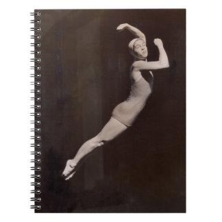Vintage Bathing Suits Notebook - 1766937-7