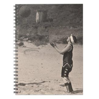 Vintage Bathing Suits Notebook - 1780169