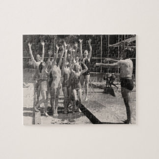 Vintage Bathing Suits Puzzle - 1766908-9