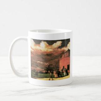 Vintage Battery Park c. 1902-4 Coffee Mug
