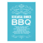VINTAGE BBQ | REHEARSAL DINNER BBQ ANNOUNCEMENTS