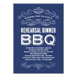VINTAGE BBQ | REHEARSAL DINNER BBQ CUSTOM INVITE