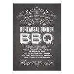 VINTAGE BBQ | REHEARSAL DINNER BBQ PERSONALIZED INVITATION